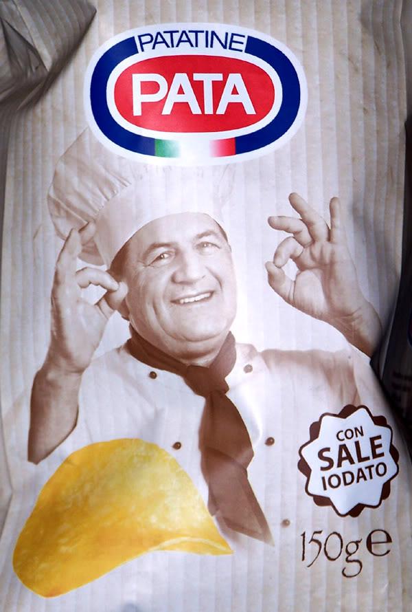 Sepp Blatter Chips