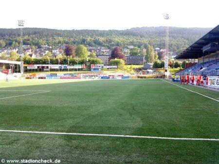Marienlyst Stadion, Drammen, Strømsgodset IF (1)