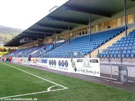 Marienlyst Stadion, Drammen, Strømsgodset IF (2)