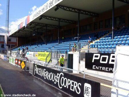 Marienlyst Stadion, Drammen, Strømsgodset IF (3)